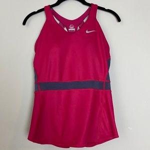 Nike racerback active top